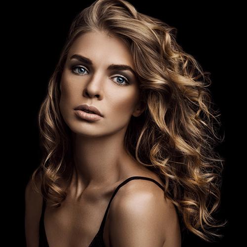 balayage hair color dk salon