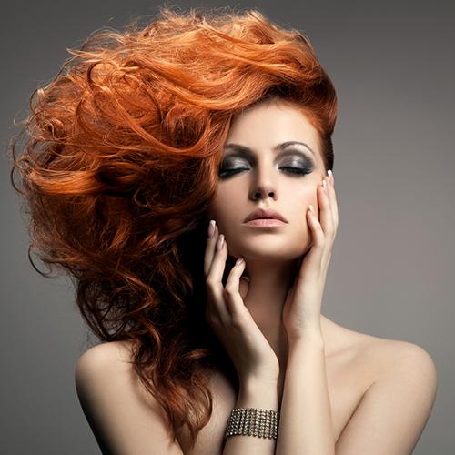 hair color salon